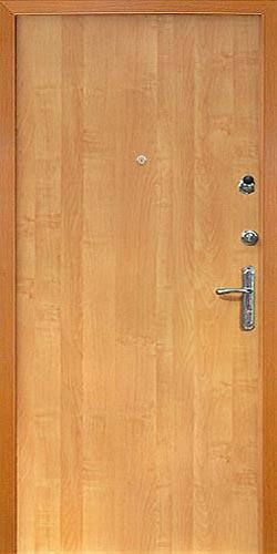 металлические двери с установкой до 7000